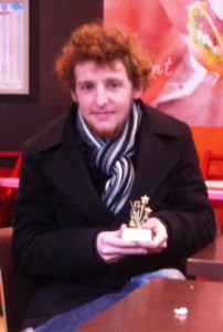 Player of the Year 2011... Alex!
