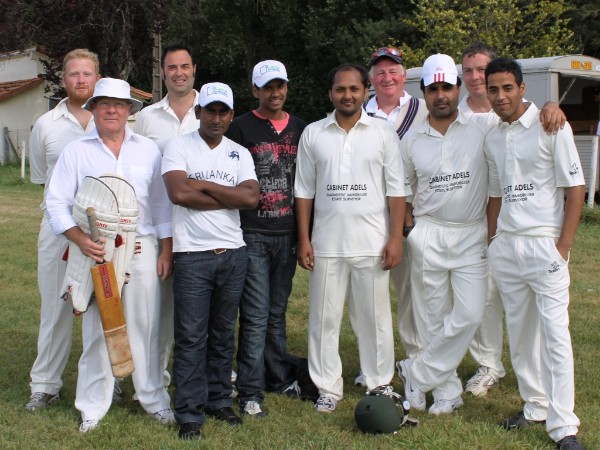 The Poitiers Team July 2012